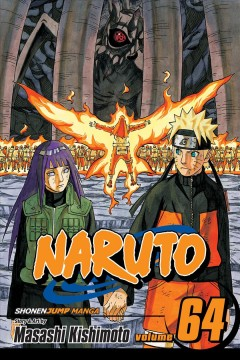Naruto. 64, Ten tails cover image