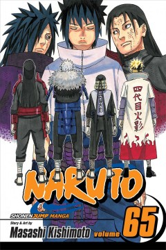 Naruto.  65,  Hashirama and Madara cover image
