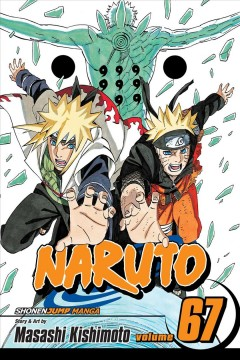 Naruto.  67,  An opening cover image