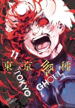 Tokyo ghoul. 11 cover image