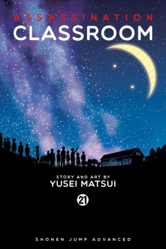 Assassination classroom. 21, Time to say thank you cover image