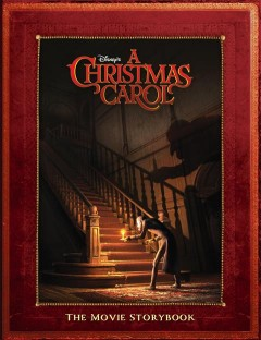 Disney's A Christmas carol : the movie storybook cover image