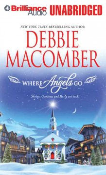Where angels go cover image