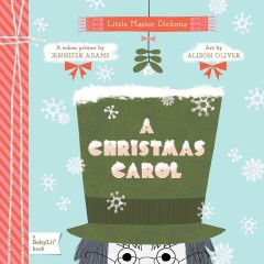 A Christmas carol : a colors primer cover image