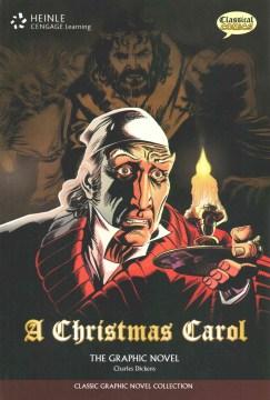 A Christmas carol : the graphic novel cover image