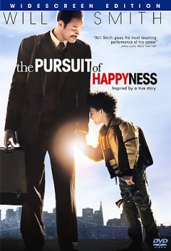 The pursuit of happyness cover image