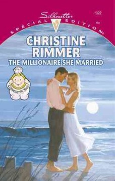 The millionaire she married cover image