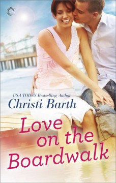 Love on the boardwalk cover image
