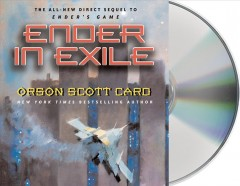 Ender in exile cover image