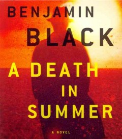 A death in summer cover image