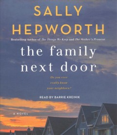 The family next door cover image