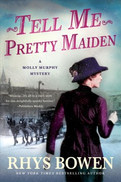 Tell me, pretty maiden cover image