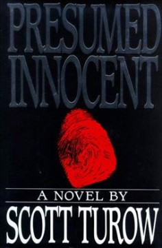 Presumed innocent cover image