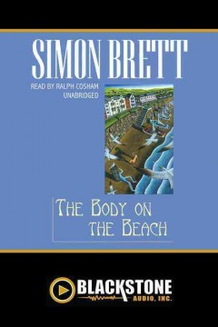 The body on the beach cover image