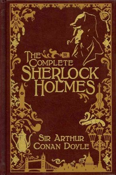 The complete Sherlock Holmes cover image