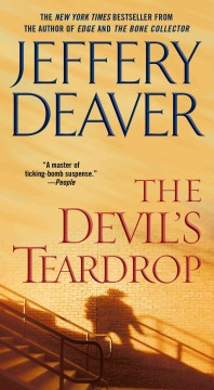 The devil's teardrop : a novel of the last night of the century cover image