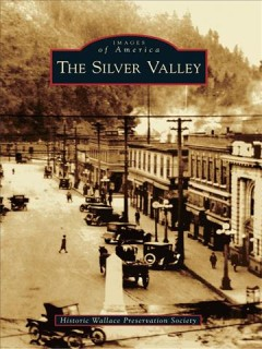 The silver valley cover image