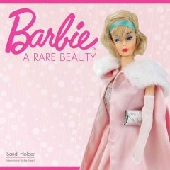 Barbie : a rare beauty cover image
