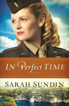 In perfect time : a novel cover image