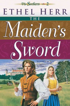 The maiden's sword cover image