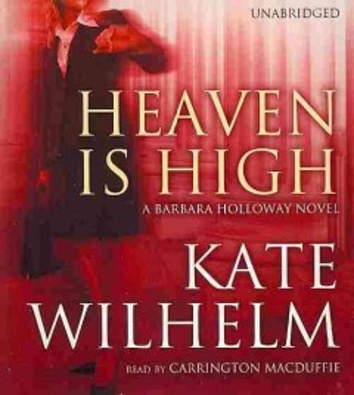 Heaven is high a Barbara Holloway novel cover image