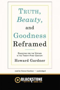 Truth, beauty, and goodness reframed cover image