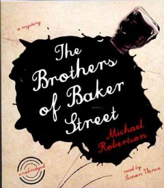 The brothers of Baker Street cover image