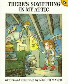 There's something in my attic cover image