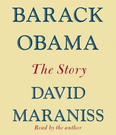 Barack Obama the story cover image