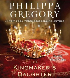 The kingmaker's daughter cover image