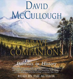 Brave companions portraits in history cover image