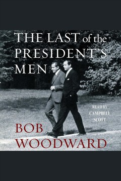 The last of the president's men cover image