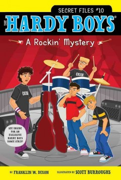 A rockin' mystery cover image