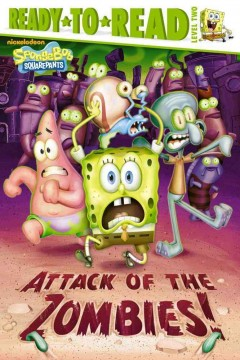 Attack of the zombies! cover image