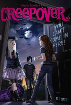 You can't come in here! cover image