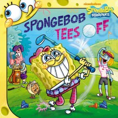SpongeBob tees off cover image