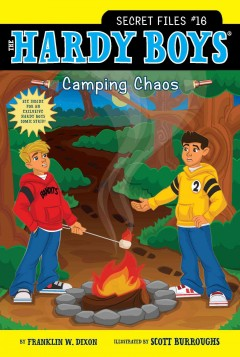 Camping chaos cover image