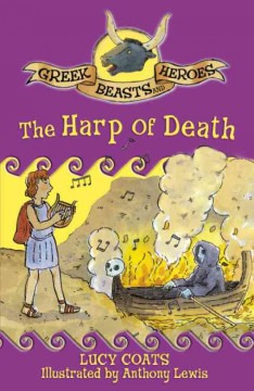 The harp of death cover image