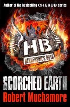 Scorched earth cover image