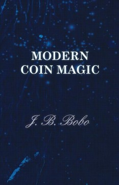 Modern coin magic cover image