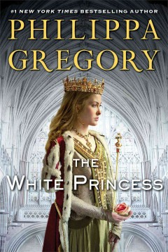 The white princess cover image