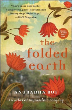 The folded earth cover image