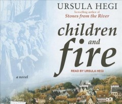 Children and fire cover image