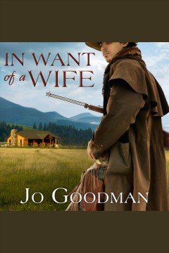 In want of a wife cover image