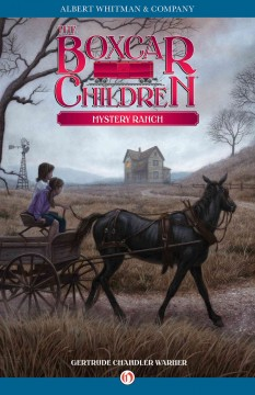 Mystery ranch cover image