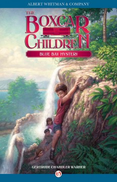 Blue Bay mystery cover image