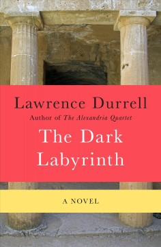 The dark labyrinth cover image