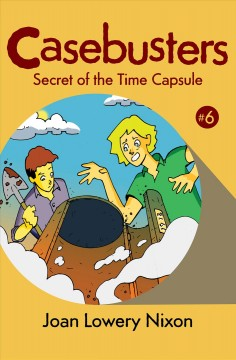 Secret of the time capsule cover image