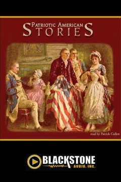 Patriotic american stories cover image