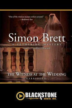 The witness at the wedding cover image